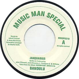 Bandulu – Jahquarius