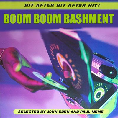 Boom Boom Bashment mix – uncarved org blog