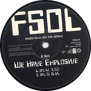 FSOL - We Have Explosive