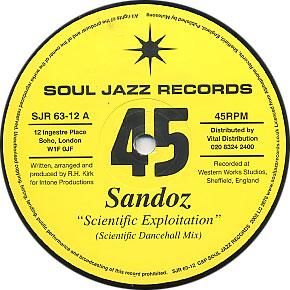 Sandoz - Scientific Exploitation