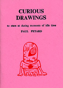 curious drawings to stare at during moments of idle time by paul petard