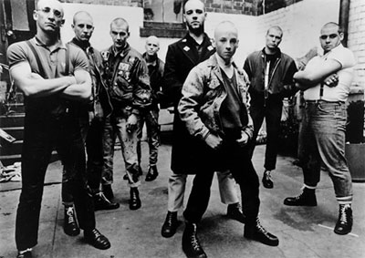 m.a.thesis about skinheads