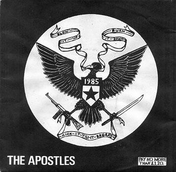 The Apostles' 1st EP