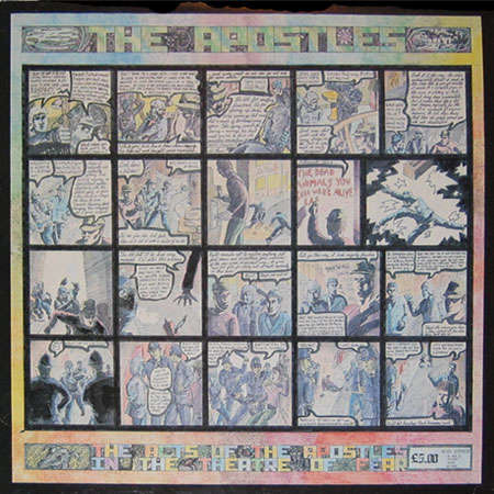 The Apostles' 3rd LP