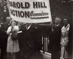 harold hill action group