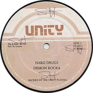 Demon Rocker - Hard Drugs