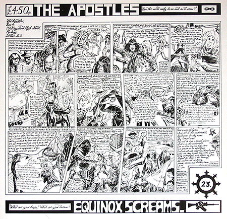 The Apostles' 5th LP
