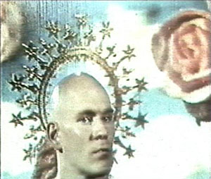 image from Psychic TVs Unclean video courtesy of FOPI.net
