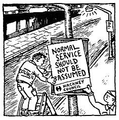 cartoon by Paul Petard